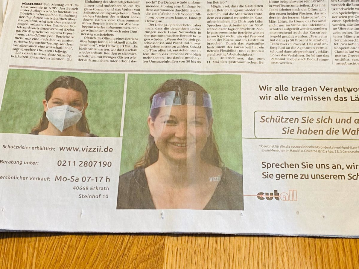 Anzeige Print